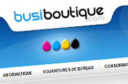 R�f�rence CyberShop Busiboutique